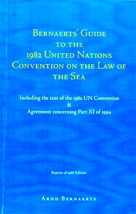 Bernaerts Guide -UNCLOS 1982